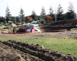 Layout and Excavation